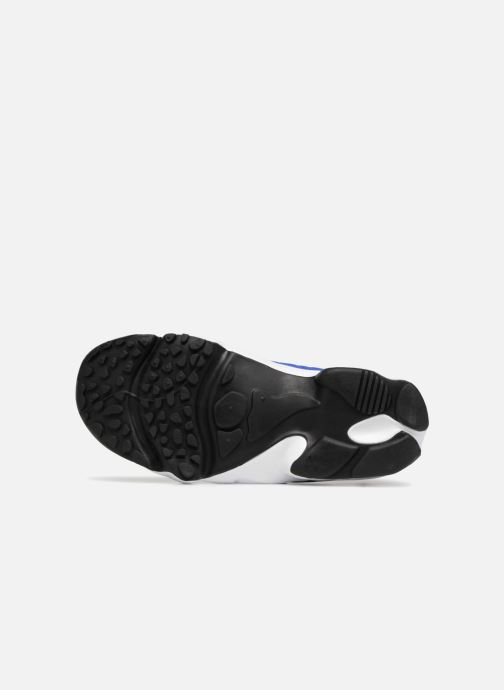 Sandals Nike Rift (Gs/Ps Boys) Blue view from above