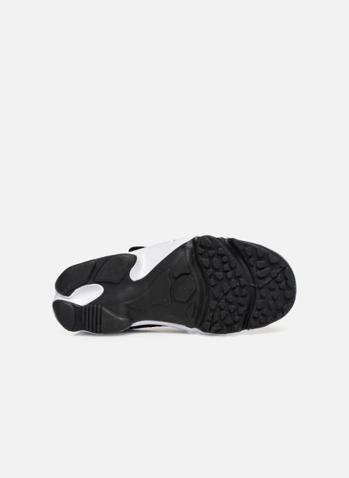 Sandalias Nike Rift (Gs/Ps Boys) Negro vista de arriba