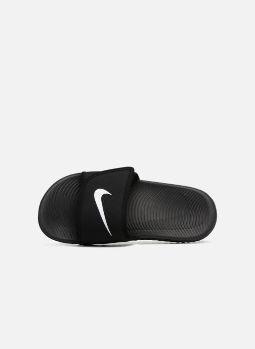 Sandalen Nike Nike Kawa Adjust (Gs/Ps) Zwart links