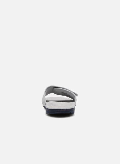 Sandalias Nike Nike Kawa Adjust (Gs/Ps) Blanco vista lateral derecha