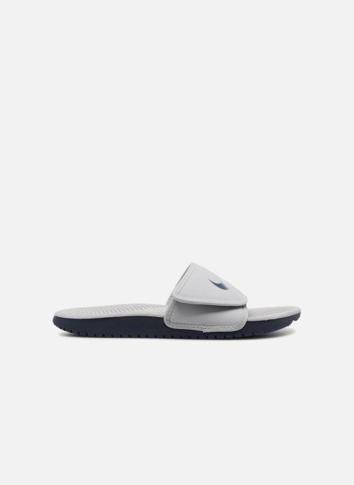 Sandalias Nike Nike Kawa Adjust (Gs/Ps) Blanco vistra trasera
