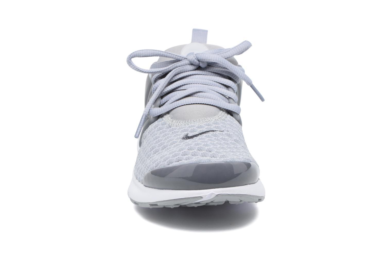 Baskets Nike Nike Presto Br (Gs) Gris vue portées chaussures