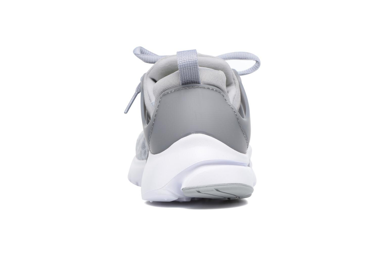 Baskets Nike Nike Presto Br (Gs) Gris vue droite