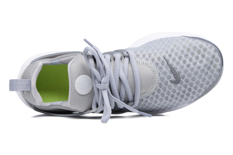 Baskets Nike Nike Presto Br (Gs) Gris vue gauche