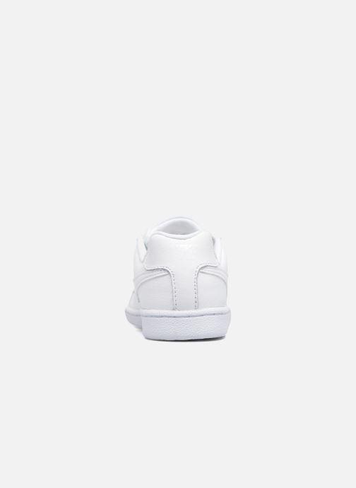 new product 746ff ffebc Baskets Nike Nike Court Royale (Psv) Blanc vue droite