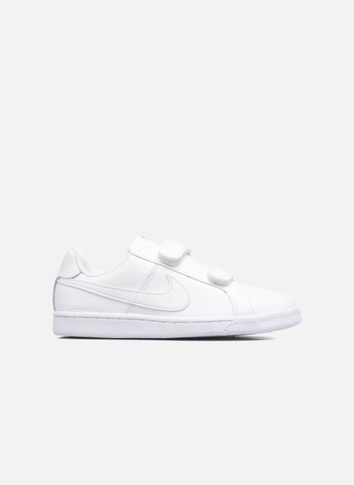 Sneakers Nike Nike Court Royale (Psv) Hvid se bagfra