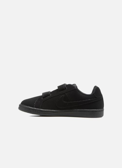 Sneakers Nike Nike Court Royale (Psv) Nero immagine frontale