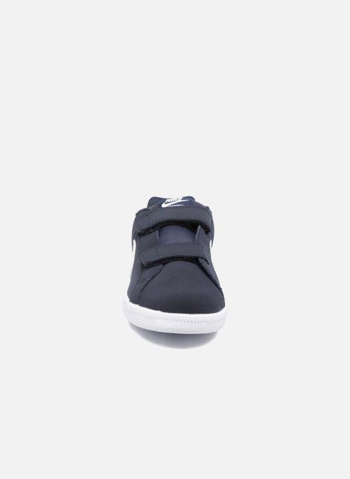 Sneaker Nike Nike Court Royale (Psv) schwarz schuhe getragen