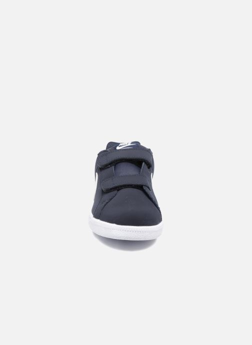 Trainers Nike Nike Court Royale (Psv) Black model view