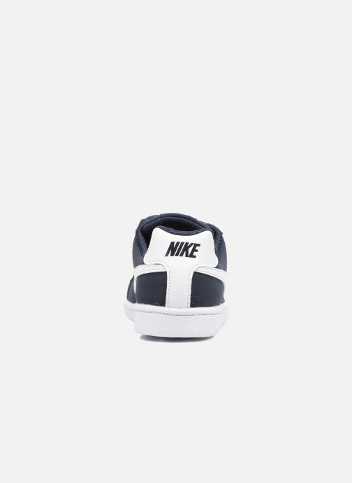 Deportivas Nike Nike Court Royale (Psv) Negro vista lateral derecha