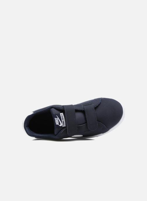 Sneaker Nike Nike Court Royale (Psv) schwarz ansicht von links