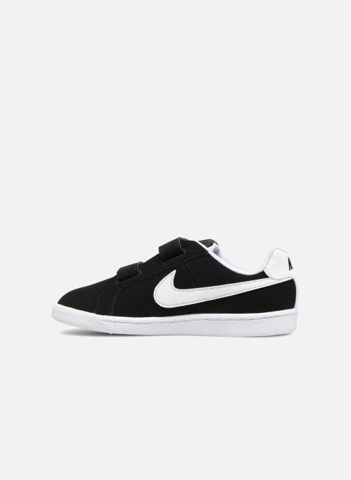 Baskets Nike Nike Court Royale (Psv) Noir vue face