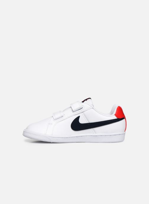 Baskets Nike Nike Court Royale (Psv) Blanc vue face