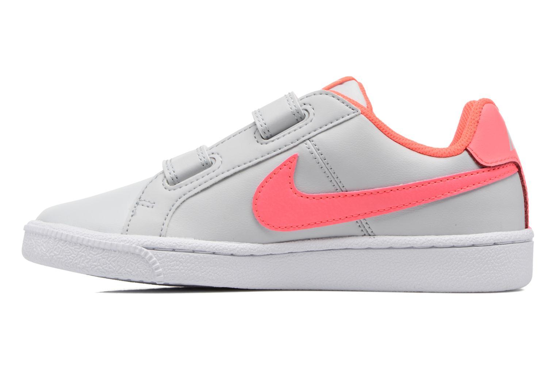 Baskets Nike Nike Court Royale (Psv) Gris vue face
