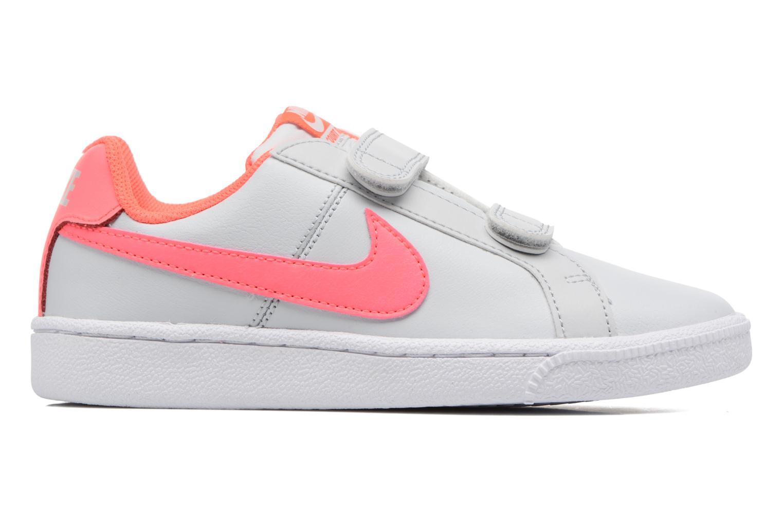 Baskets Nike Nike Court Royale (Psv) Gris vue derrière