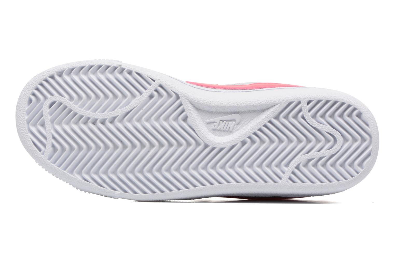 Baskets Nike Nike Court Royale (Psv) Gris vue haut