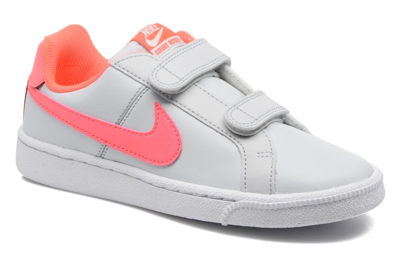 Baskets Nike Nike Court Royale (Psv) Gris vue détail/paire
