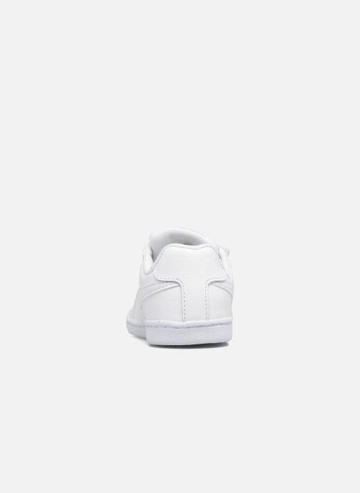 Deportivas Nike Nike Court Royale (Tdv) Blanco vista lateral derecha