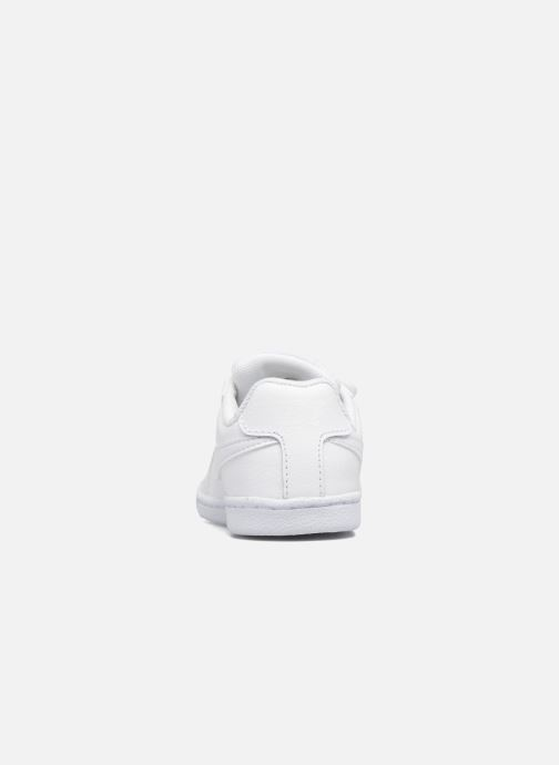 Sneakers Nike Nike Court Royale (Tdv) Wit rechts