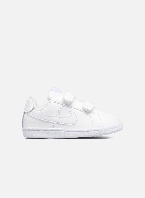Baskets Nike Nike Court Royale (Tdv) Blanc vue derrière