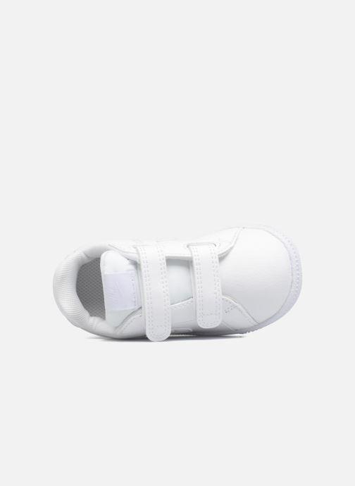 Deportivas Nike Nike Court Royale (Tdv) Blanco vista lateral izquierda