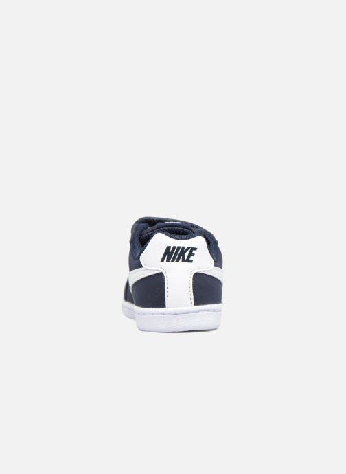 Baskets Nike Nike Court Royale (Tdv) Bleu vue droite