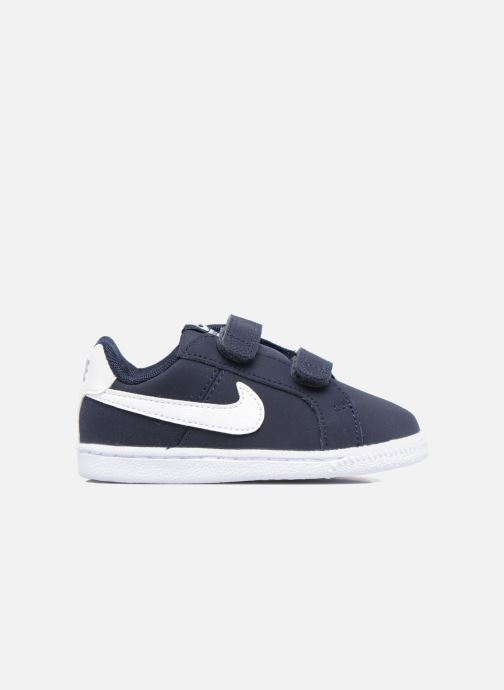 Trainers Nike Nike Court Royale (Tdv) Blue back view