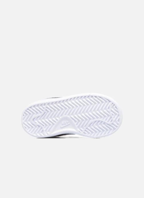 sale retailer d8da0 7d225 Baskets Nike Nike Court Royale (Tdv) Bleu vue haut