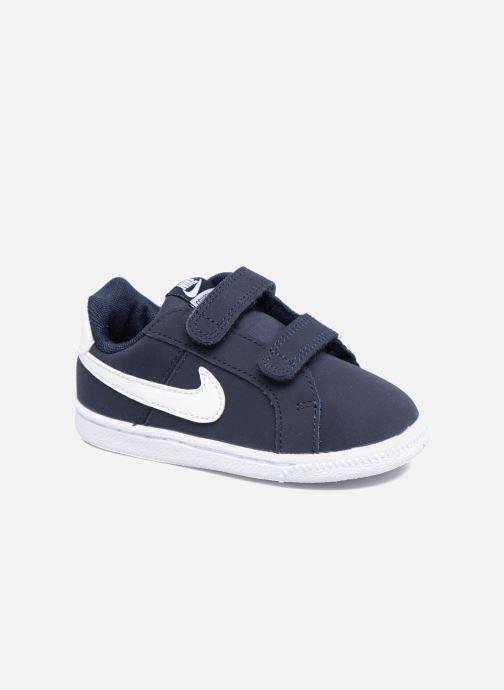 Deportivas Nike Nike Court Royale (Tdv) Azul vista de detalle / par