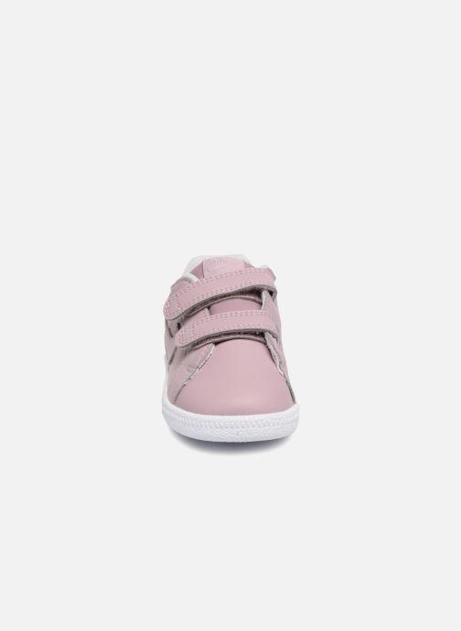 Sneaker Nike Nike Court Royale (Tdv) rosa schuhe getragen