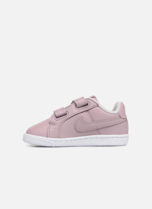 Sneaker Nike Nike Court Royale (Tdv) rosa ansicht von vorne
