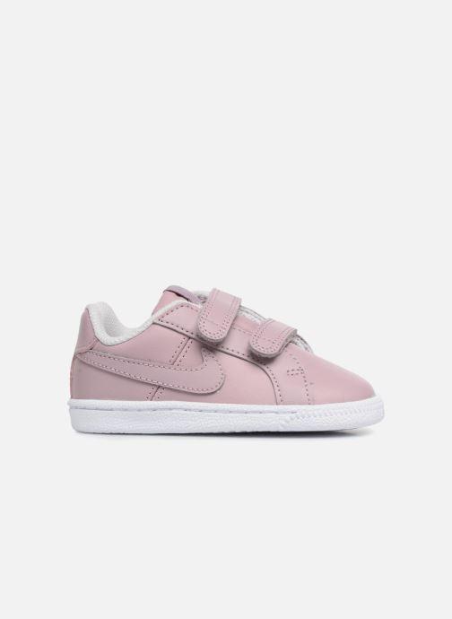 Sneaker Nike Nike Court Royale (Tdv) rosa ansicht von hinten