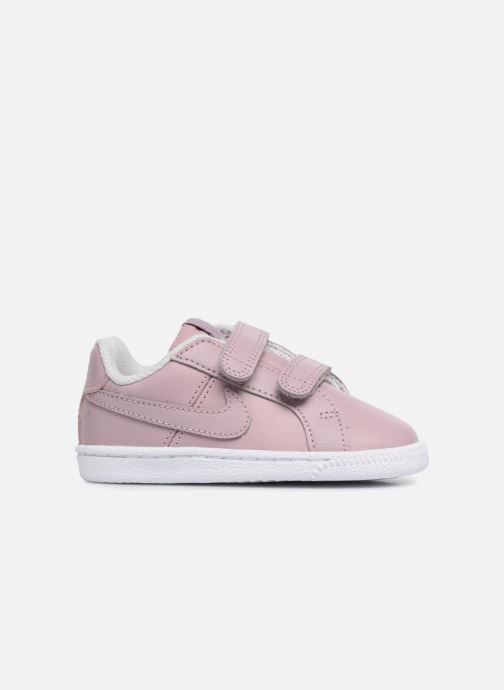 Trainers Nike Nike Court Royale (Tdv) Pink back view
