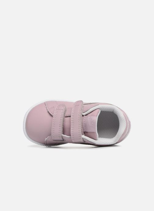 Trainers Nike Nike Court Royale (Tdv) Pink view from the left