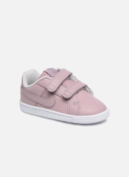 340ee1277ad4a Nike Nike Court Royale (Tdv) (Rose) - Baskets chez Sarenza (319812)