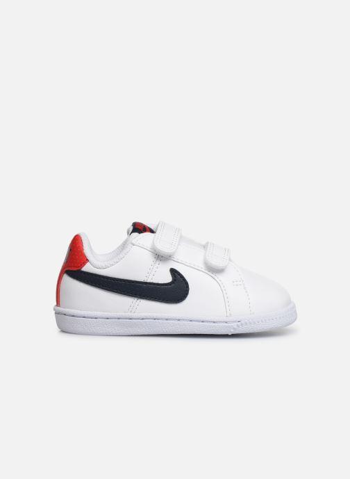 Sneaker Nike Nike Court Royale (Tdv) weiß ansicht von hinten