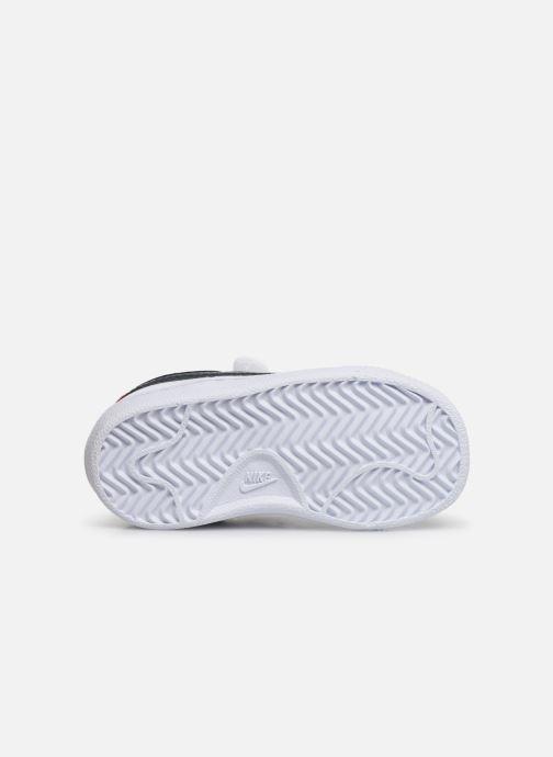 Deportivas Nike Nike Court Royale (Tdv) Blanco vista de arriba