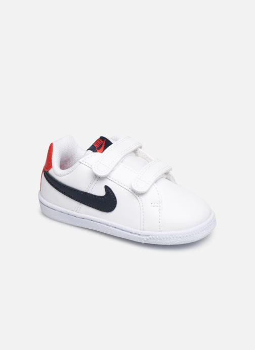 Sneaker Nike Nike Court Royale (Tdv) weiß detaillierte ansicht/modell