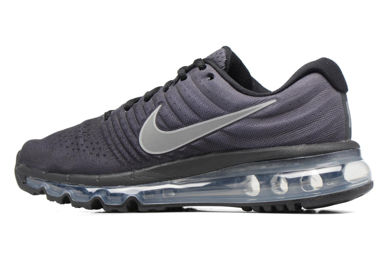 Baskets Nike Nike Air Max 2017 (Gs) Gris vue face