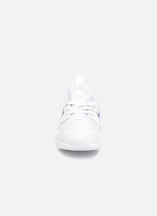 Deportivas Nike Nike Huarache Run Ultra (Td) Blanco vista del modelo