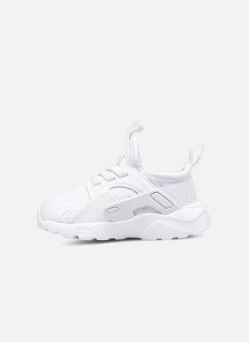 Baskets Nike Nike Huarache Run Ultra (Td) Blanc vue face