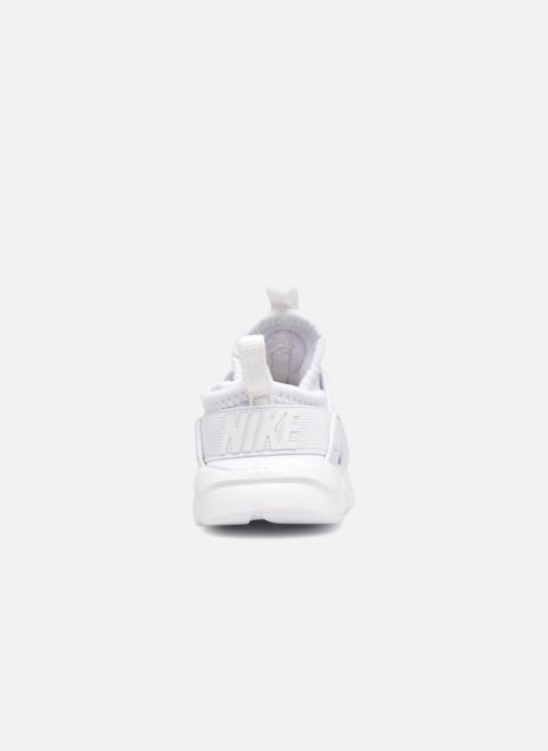 Trainers Nike Nike Huarache Run Ultra (Td) White view from the right