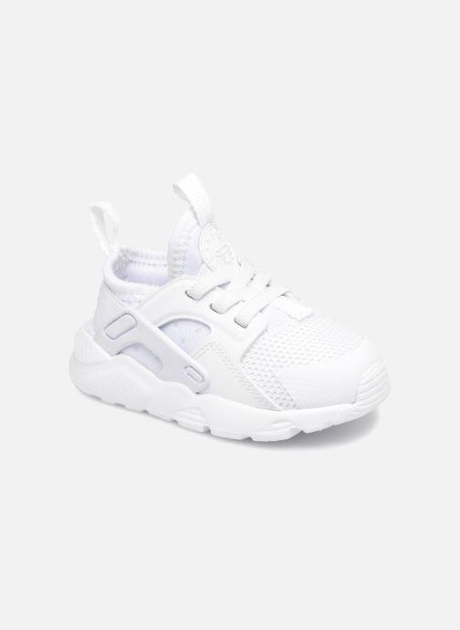2a468a283b58 Trainers Nike Nike Huarache Run Ultra (Td) White detailed view  Pair view