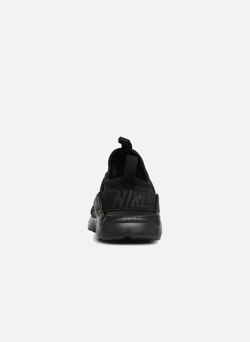Deportivas Nike Nike Huarache Run Ultra (Td) Negro vista lateral derecha