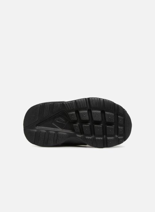 Deportivas Nike Nike Huarache Run Ultra (Td) Negro vista de arriba