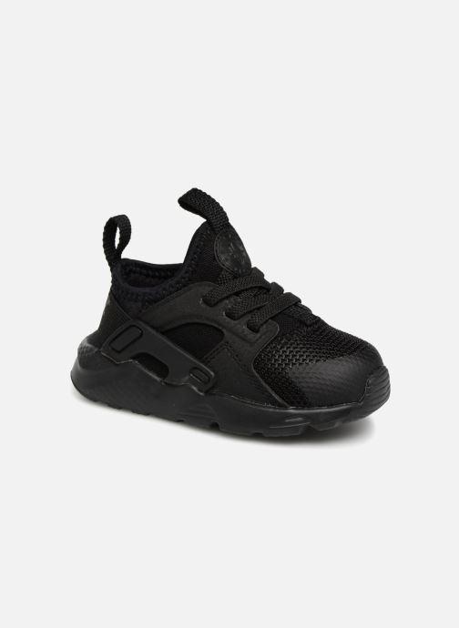 Deportivas Nike Nike Huarache Run Ultra (Td) Negro vista de detalle / par