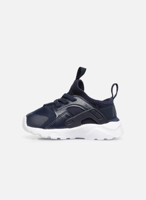Sneakers Nike Nike Huarache Run Ultra (Td) Blå se forfra