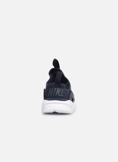 Baskets Nike Nike Huarache Run Ultra (Td) Bleu vue droite