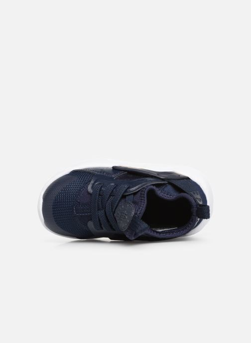 Sneakers Nike Nike Huarache Run Ultra (Td) Azzurro immagine sinistra