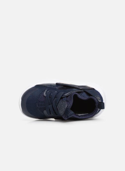 Baskets Nike Nike Huarache Run Ultra (Td) Bleu vue gauche
